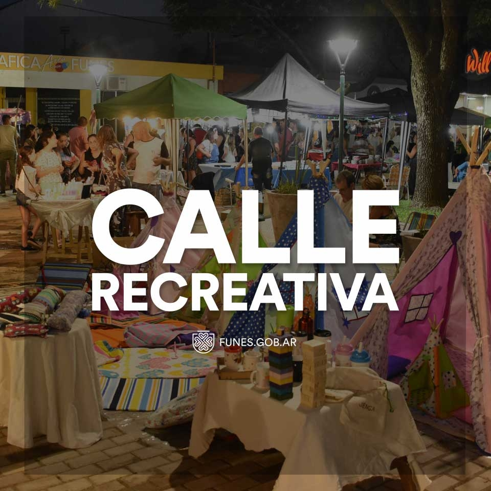 Calle Recreativa